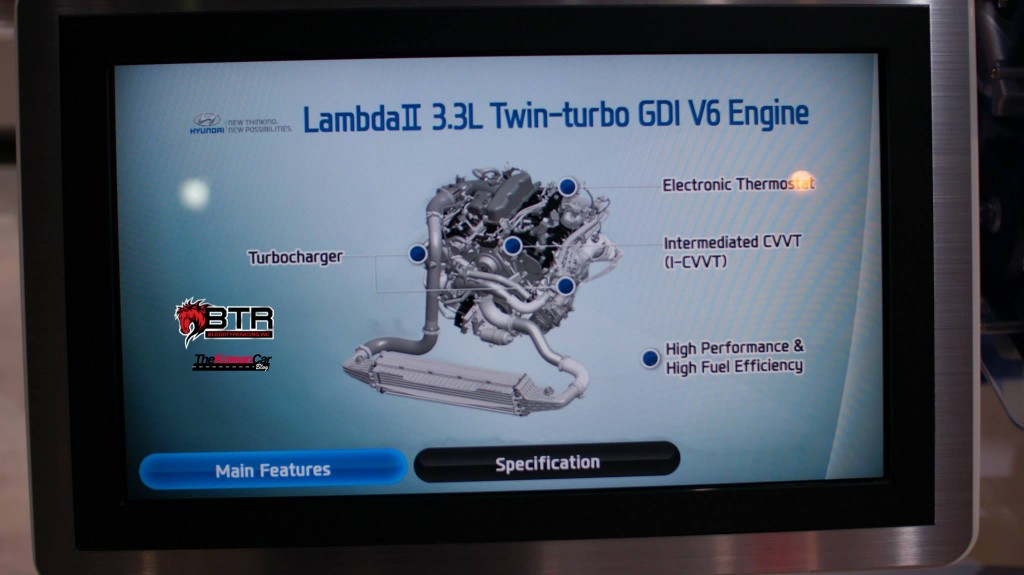 Exclusive: Hyundai 3 3 Turbo GDi V6 Engine | AnguillaMotors com